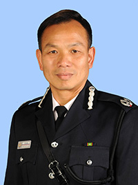 Regional Commander of New Territories North