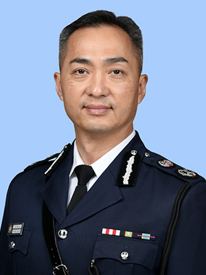Regional Commander of Hong Kong Island