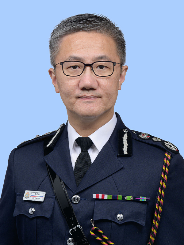 Deputy Commissioner of Police, Operations (DCP OPS)