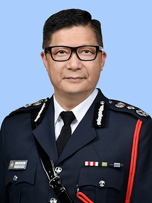 Commissioner of Police (CP)