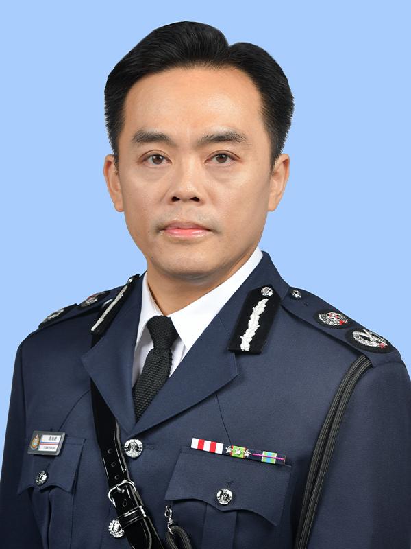 Senior Officers | Hong Kong Police Force