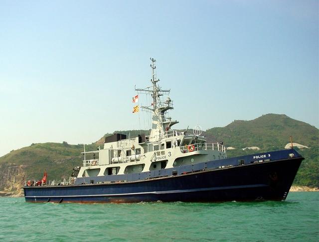 The Fleet | Marine | Hong Kong Police Force