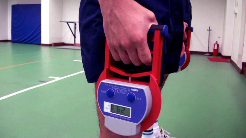 Hand Grip Dynamometer Test : Recruitment multislide hong kong police force