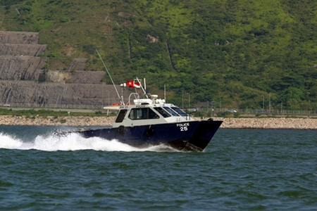 Police Transport and Vessels